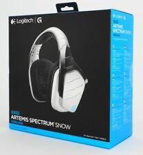 Logitech G933 Artemis Spectrum Wireless Headset / Kopfhörer - weiß - Neu & OVP