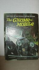 "1967 Walt Disney'S Book - ""The Gnome-Mobile"""