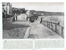 Round The Coast - 19thC Photos - Seaside Towns in Uk & Ireland - New Lower Price