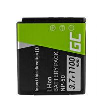 Kamera Akku für Fujifilm FinePix F850EXR F85EXR F900EXR REAL 3D W3 750mAh