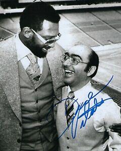 GFA NCAA ESPN Basketball Announcer DICK VITALE Signed 8x10 Photo D1 COA