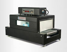 Thermal Heat Shrink Sealing Packing Machine Tunnels For PP/ POF/ PVC 220V ax