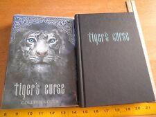Tigers Curse Colleen Houck 1st Edition 1st Print HBDJ Book