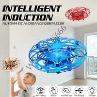 Mini Hand Operated Drone For Kids&Adults,Safety Motion Sensor,Flashing LED