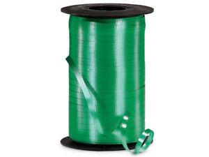 "Curling Quality Ribbon 3/16"" x 500 yards polypropylene Choose Color"