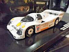 PORSCHE 962 C ( 956 I ) PDK Shell Stuck 1987 Supercup + Autogra Minichamps 1:43