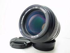 Nikon Nikkor 105mm f/2.5 no AI Manual used Focus Lens From Japan
