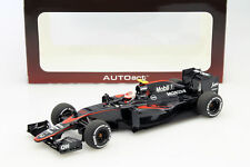 Jenson Button McLaren MP4-30 #22 Spanien GP Formel 1 2015 1:18 AUTOart