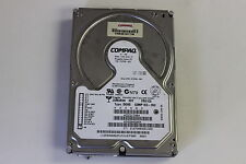 COMPAQ 313708-001 3.5 9.1GB WIDE ULTRA SCSI 3 80 PIN HARD DRIVE 313706-B21