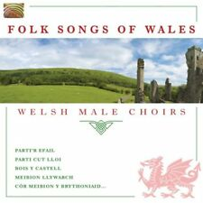 VA - Folk Songs of Wales Welsh M... CD NEU