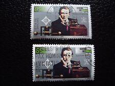 VATICANO - sello yvert y tellier nº 1005 x2 matasellados (A28) stamp (A)