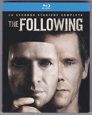 THE FOLLOWING Stagione 2 BLU RAY
