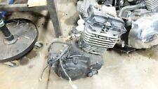84 Yamaha XT 250 XT250 engine motor
