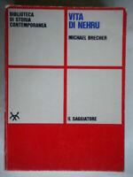 Vita di NehruBrecher Il saggiatorelibro storia biografia 2 India politica 31