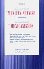 Hamel's Bilingual Dictionary of Mexican Spanish: Diccionario Bilingue-ExLibrary