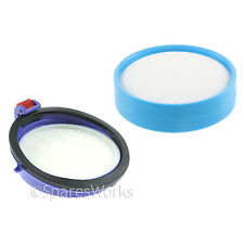 Washable Pre & Post Motor HEPA Filter Kit for Dyson DC25 Overdrive Vacuum