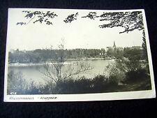 OLD PPC: RHEINHAUSEN~KRUPPSEE~ca 1950