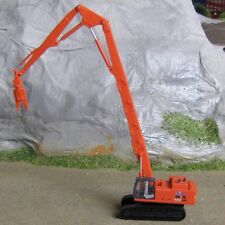 1:150 pista N scale Hitachi baggerschere demolición orugas excavadoras brazo móvil nuevo