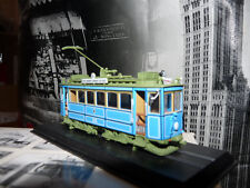 MVG MÜNCHEN 4achsige Maximum  Straßenbahn Oldtimer  Trolley H0 1:87