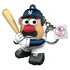 New York Yankees Mr Potato Head Key Chain Key chain Licensed MLB New 06443