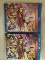 DragonBall Z: Battle of Gods (Blu-ray/DVD, 2014, 3-Disc Set)