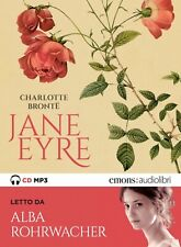 Audiolibro audiobook MP3  JANE EYRE - Chrlotte Bronte /  usato