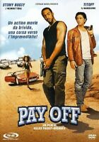 Pay Off (2003) DVD G. P. Brenner Nuovo Sigillato Action Movie RN