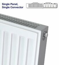 Branded Single Panel Central Heating Radiator Type 11 600H x 900L