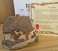 LILLIPUT LANE - 302 CLOVER COTTAGE - DEVON, ENGLAND. WITH BOX & DEEDS