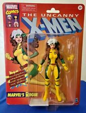 "X-Men Marvel Legends Series Vintage Retro ROGUE Target Exclusive Hasbro 6"" Inch"