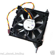 New Dell Inspiron 530 Foxconn PV801512MSPF 0A 80mm x 15mm Cooler Fan JY705 HX022