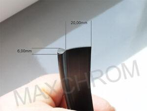 Kanten Schutz Kederband Kantenschutz Kederband Außenkantenschutz 6X20mm5 Meter