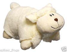 *NEW* SHEEP LAMB 2 IN 1 CUSHION PILLOW & TOY SOFT STUFFED ANIMAL PLUSH TOY 28cm