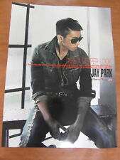 JAY PARK - Take A Deeper Look [OFFICIAL] POSTER *NEW*
