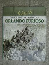 ORLANDO FURIOSO (L. Ariosto) - ilust: GUSTAVO DORÉ