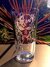 New Model Army Engraved Pint Glass - New