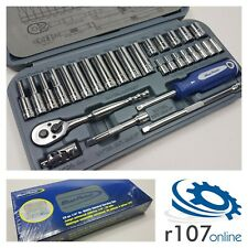 "Blue Point 29pc 1/4"" Socket Set, Incl. VAT. As sold by Snap On"