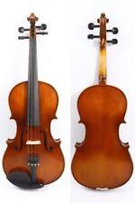 "hand made solid wood 4 strings electric viola & acoustic viola 15"""