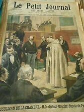 Petit Journal 1897 N°323 Musulman de la Chambre Massacre mission Anglaise Bénin