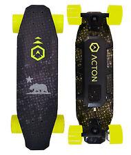 Acton Blink Board, elektrisches Skateboard mit Nabenmotor, kein Longboard
