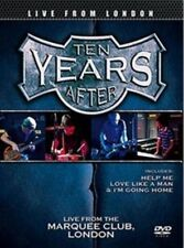 Live from London by Ten Years After (DVD, Oct-2012, The Store for Music)