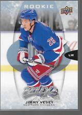 16/17 MVP Rookie RC Jimmy Vesey 373 Rangers