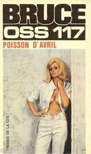 OSS 117 // Poisson d'Avril // Jean BRUCE // Espionnage