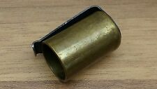 Finnish m39 mosin nagant muzzle cover. Smooth brass