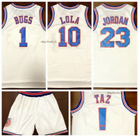 Bugs Bunny Lola Bunny Jordan Tune Squad Space Jam Movie Men's Basketball Jersey