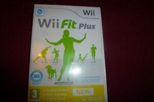 Wii Fit Plus (Wii, 2009)