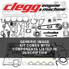 Isuzu, 2.6L,  4ZE1, 8V SOHC, 88-92, Complete Engine Kit