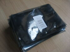 """Lot of (55) Used Anti-Static Static Discharge Bags Open Top 2.75"""" x 3.75"""" #H20Bk"""