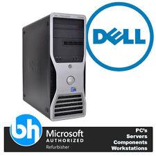 PC de bureau Intel Xeon professionnels Dell