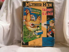 MADE IN JAPAN THE MOTHER HEN TARGET GAME WITH THE BOX